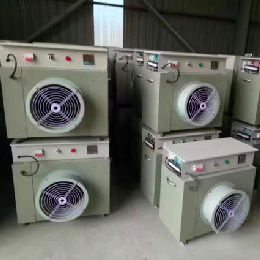 Greenhouse air heater